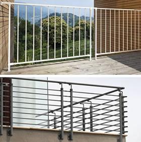 Configurateur de Garde-corps et Balustrades 3D | Fontanot